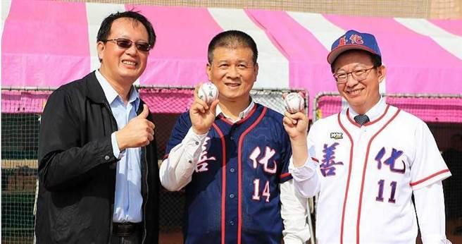 台南善化國中是棒球名校,培育出不少職棒明星,但現任校長林銘宏竟虛報上課時數詐領反毒基金遭緩起訴。(圖/報系資料照)
