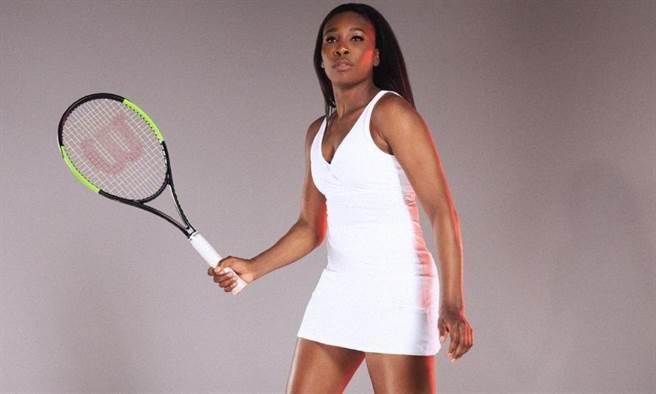 (Venus Williams。圖片來源 / Venus Williams粉絲專頁)