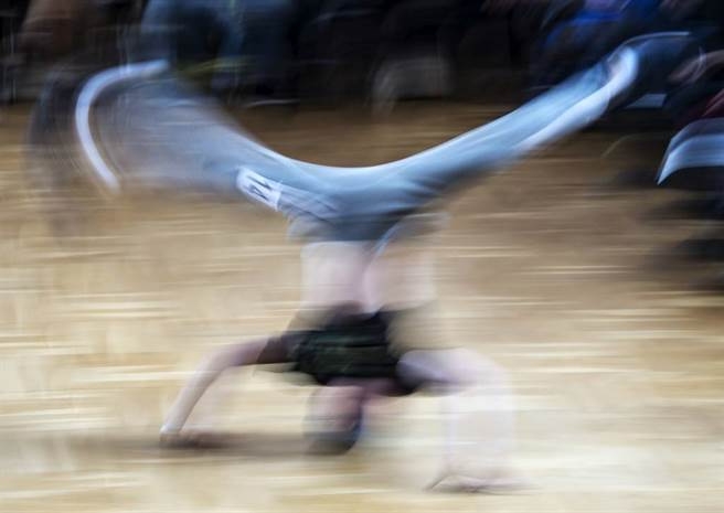 發揚自美國紐約街頭的霹靂舞將成為2024年巴黎奧運比賽項目。(美聯社資料照)