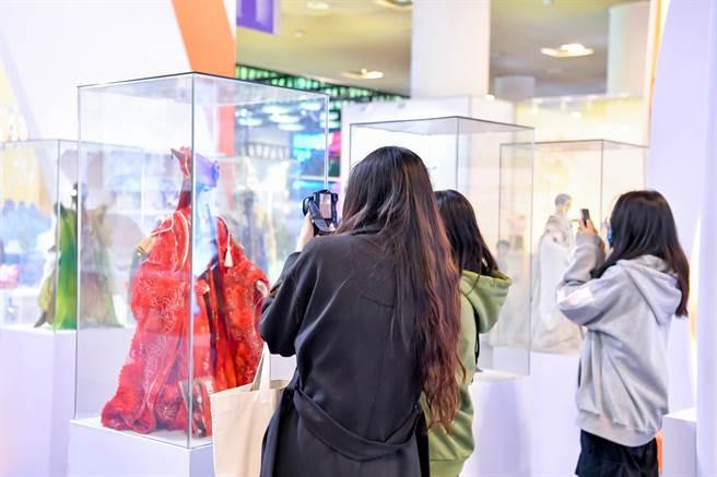 台灣霹靂布袋戲在大陸也有眾多粉絲。(主辦單位提供)