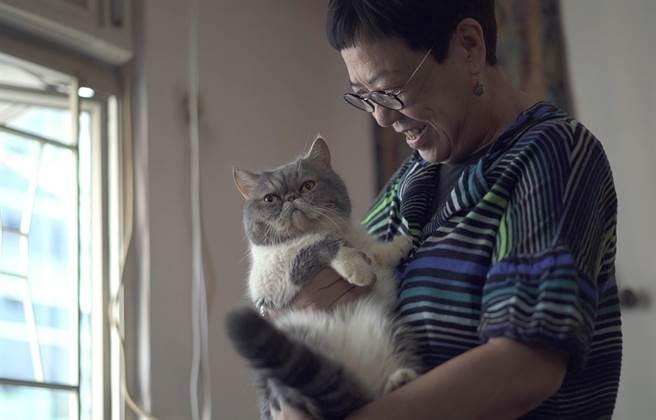 香港女導許鞍華傳記片《好好拍電影》將在台上映。(傳影互動提供)