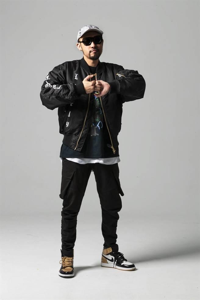 「嘻哈教父」MC HotDog。(華視提供)