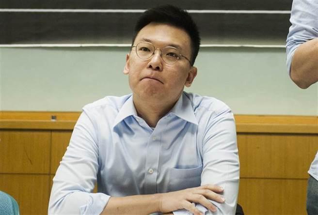 民進黨副秘書長林飛帆對川粉攻佔美國國會做出回應。(圖/本報資料照)