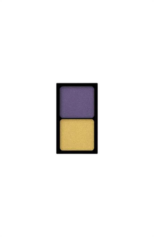 KANEBO唯一無二雙色眼影 #EX2,820元。(KANEBO提供)