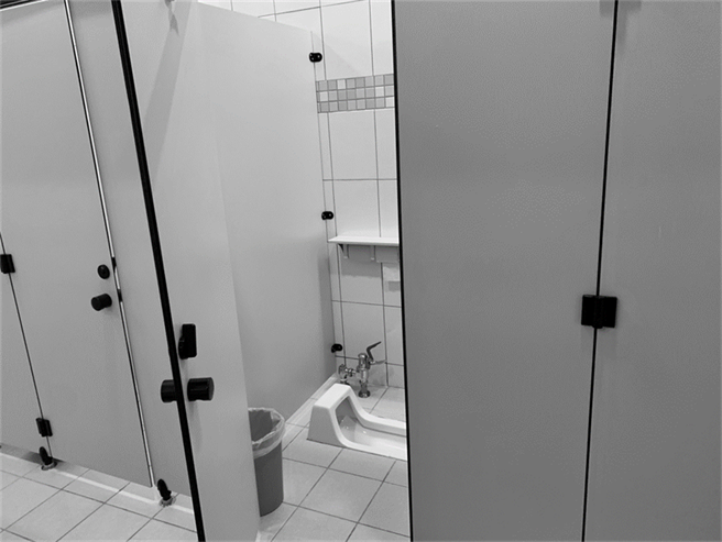女廁示意圖(資料照片)