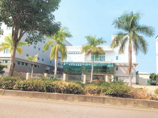 建瑋公司於雲林竹圍子絲織工業區新建智慧染整廠。圖╱工業局提供