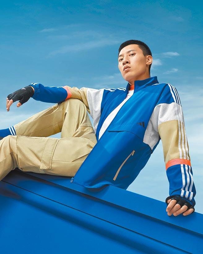 adidas官方購物網推出雙12精選專區。(adidas提供)