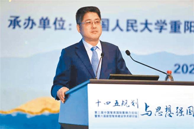 大陸外交部副部長樂玉成。(圖/大陸外交部)