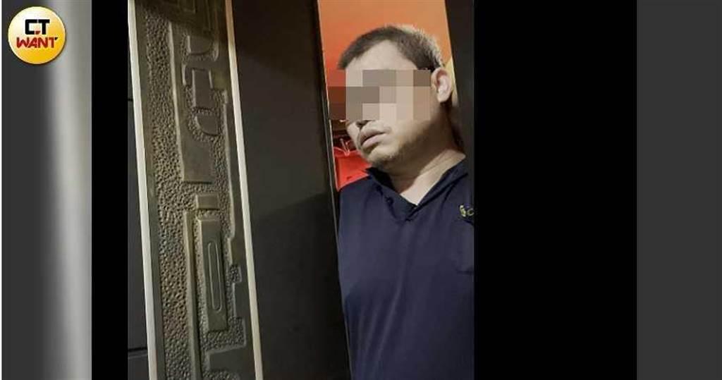 前員工Lulu的丈夫阿龍說,老婆遭性侵一事至今仍讓他憤怒、心疼到不行。(圖/本刊攝影組)