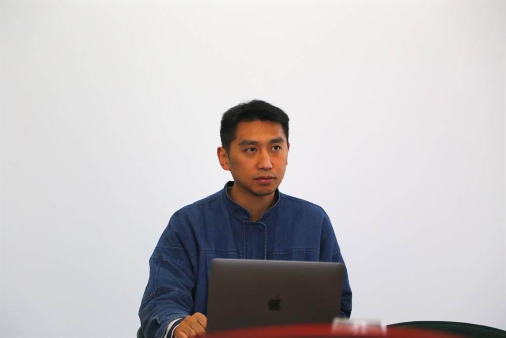 貴州翰凱斯智慧技術首席運營官 曹雨騰先生。(圖/蹇金津提供)