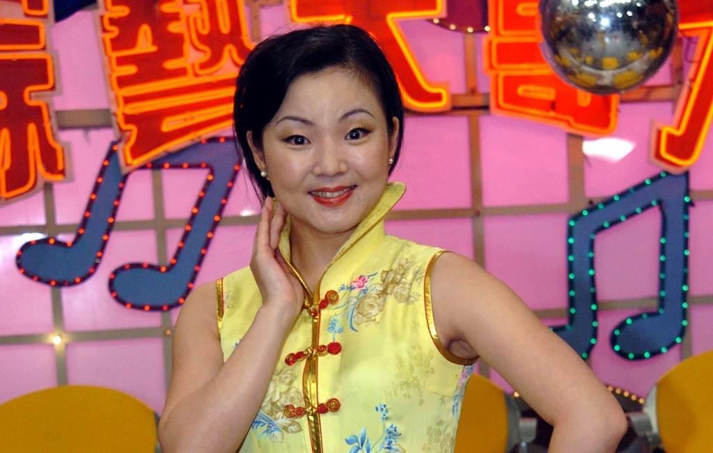 夏禕曾在台灣大紅大紫過。(圖/中時資料照)