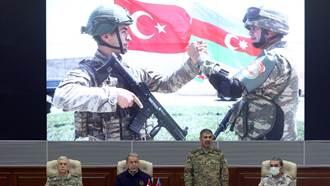 土耳其軍將會參加亞塞拜然的勝利大遊行