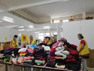 統一集團募集4.2萬件二手衣 捐社福機構