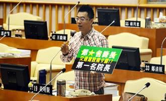 蘇揆反對屏南交通建設 藍議員:終於露出狐狸尾巴