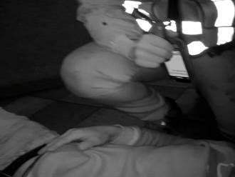 警臨檢摩鐵遇通緝犯 他竟從2樓一躍而下遭逮