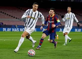 足球》C羅歐冠擊退梅西:從沒把他當敵人