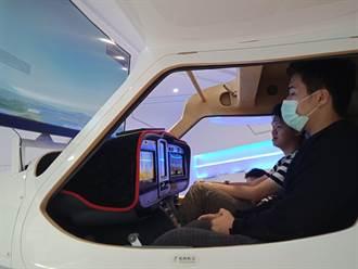 萬能科大打造飛行模擬教室 體驗飛行感受