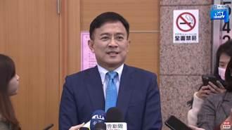影/第一次 彭文正赴國民黨中常會演講 喊話:民進黨邀我 一定跑去