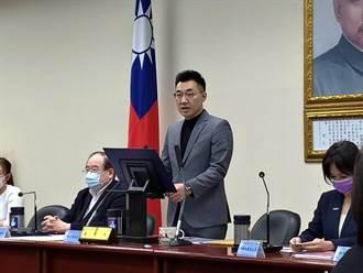 江啟臣籲國人配合防疫 指揮中心也應多方徵詢討論