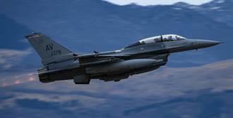 美F-16戰機夜訓墜毀 駕駛生死不明