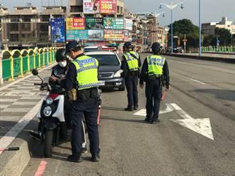 守護市民行的安全 霧峰警明起交通大執法