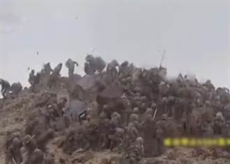 中印軍隊爭奪5104高地影片曝光  真偽尚待證實