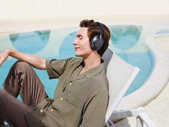 華為推出首款無線耳罩式降噪耳機