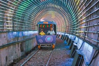深澳鐵道耶誕風 單車闖關解謎去