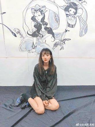 渣男精神凌遲 美女插畫家輕生