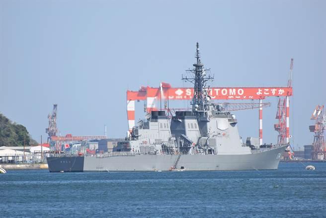 日本將開發距外飛彈 新造2艘神盾艦代替陸基神。(圖/達志影像shutterstock提供)
