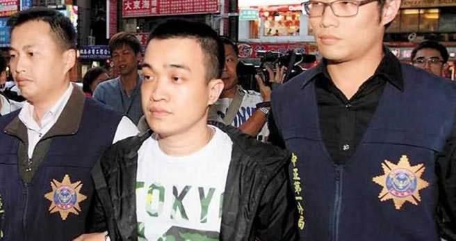 邵柏傑個性兇殘狠辣,曾指使小弟在立法院旁大樓開槍被逮捕。(圖/報系資料照)