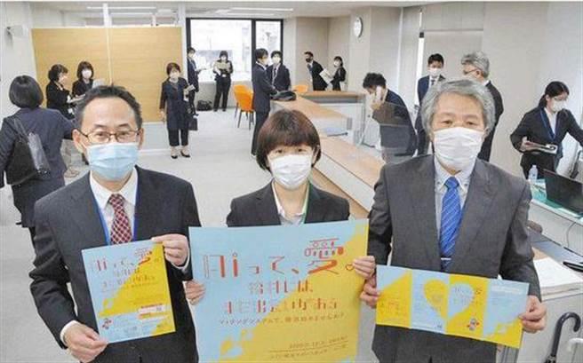 日本政府運用AI來為國民「配對」,期待有效解決少子化的問題。(摘自cnBeta)