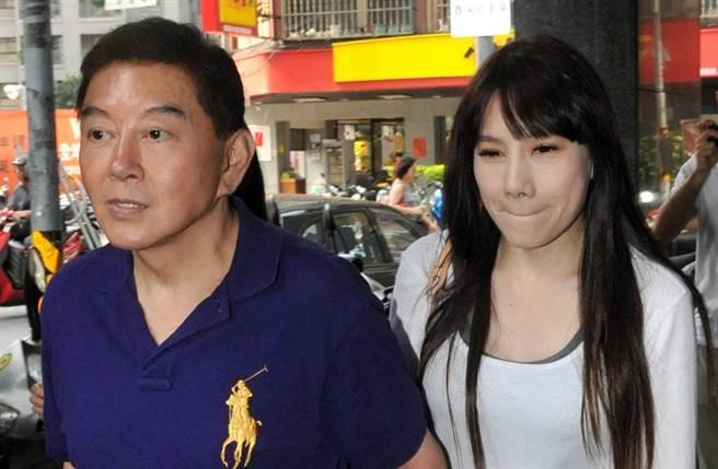 陳子璇還原向高國華提離婚過程。(圖/本報系資料照片)