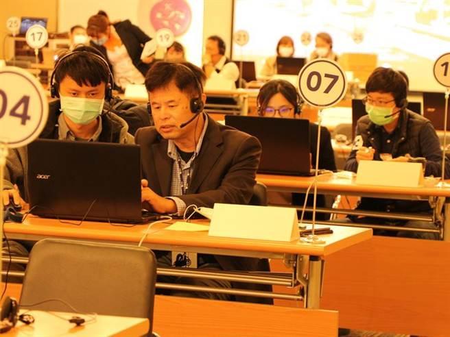 臺灣五金手工具視訊採購大會壓軸上場,吸引225買主採購洽談。圖/貿協提供