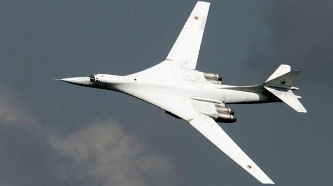 Tu-160轟炸機。(圖/圖波列夫)