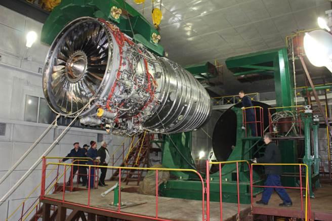 Tu-160的動力源: NK-32發動機。(圖/庫茲涅佐夫)