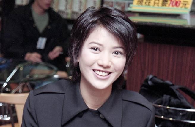 袁咏仪当年以港姐冠军之姿进入演艺圈。(图/中时资料照)
