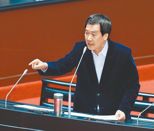 國民黨籍立委費鴻泰。(圖/本報資料照)