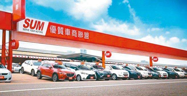 全台近300間的SUM汽車保修聯盟或匯豐保養廠,購車無後顧之憂。(SUM提供)