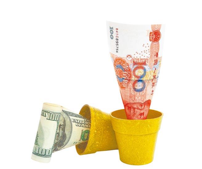 人民幣匯率又刷屏。(本報系資料照片)
