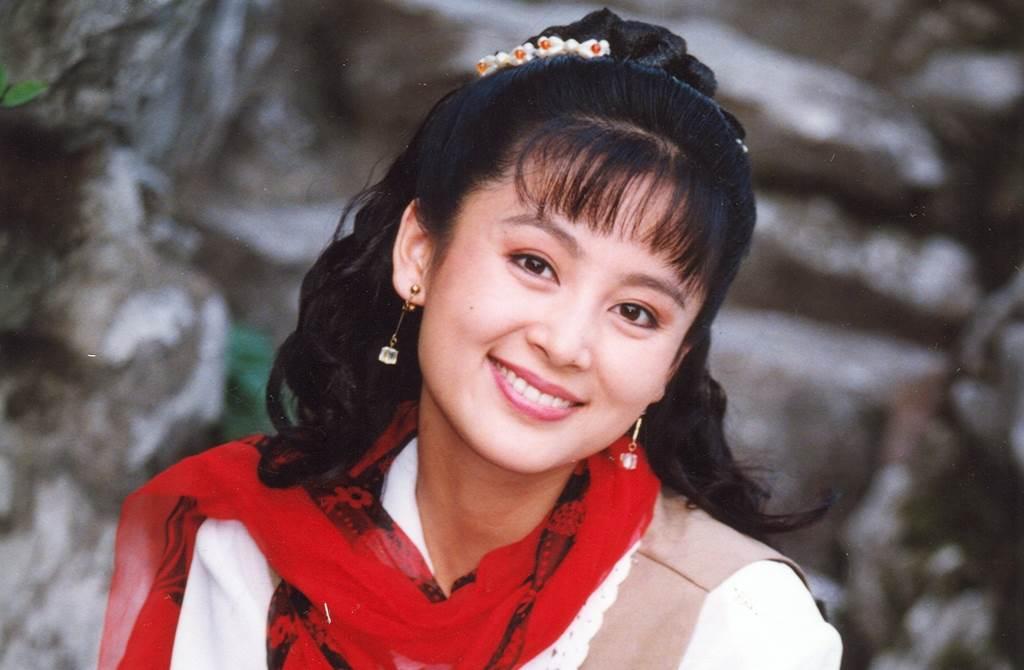 陳紅過去被封大陸第一美人。(圖/中時資料照片)