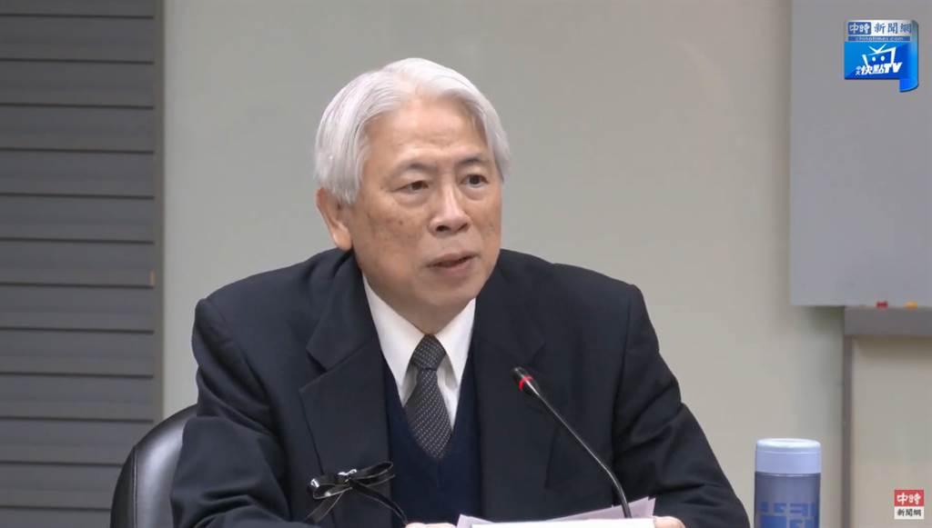 政治大學教授劉宗德曾任NCC委員,在記者會上致歉,認為NCC背離成立初衷。