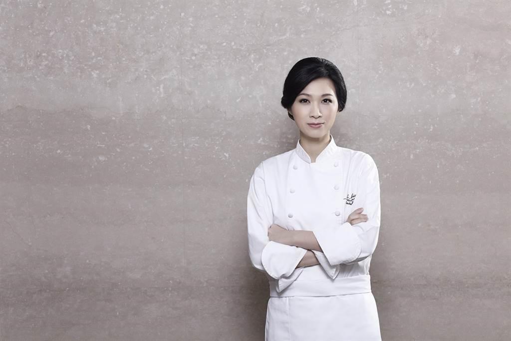 台北晶華酒店攜手亞洲最佳女主廚-陳嵐舒推出快閃活動。(晶華提供)