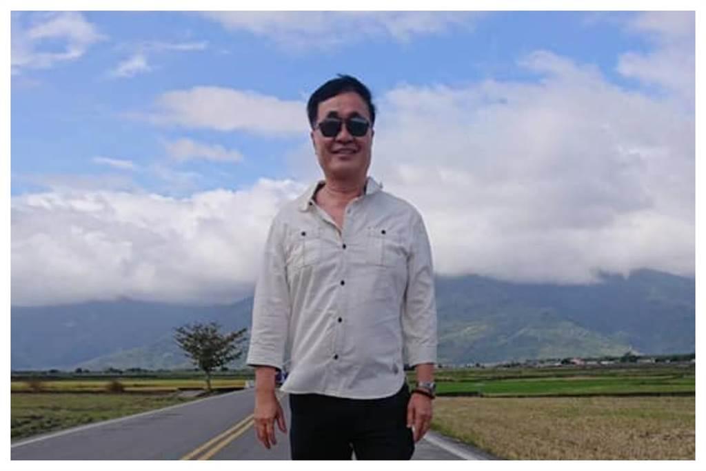 高雄市前副市長李四川。(圖片摘自李四川臉書)