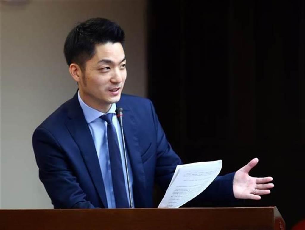 国民党立委蒋万安。(本报系资料)