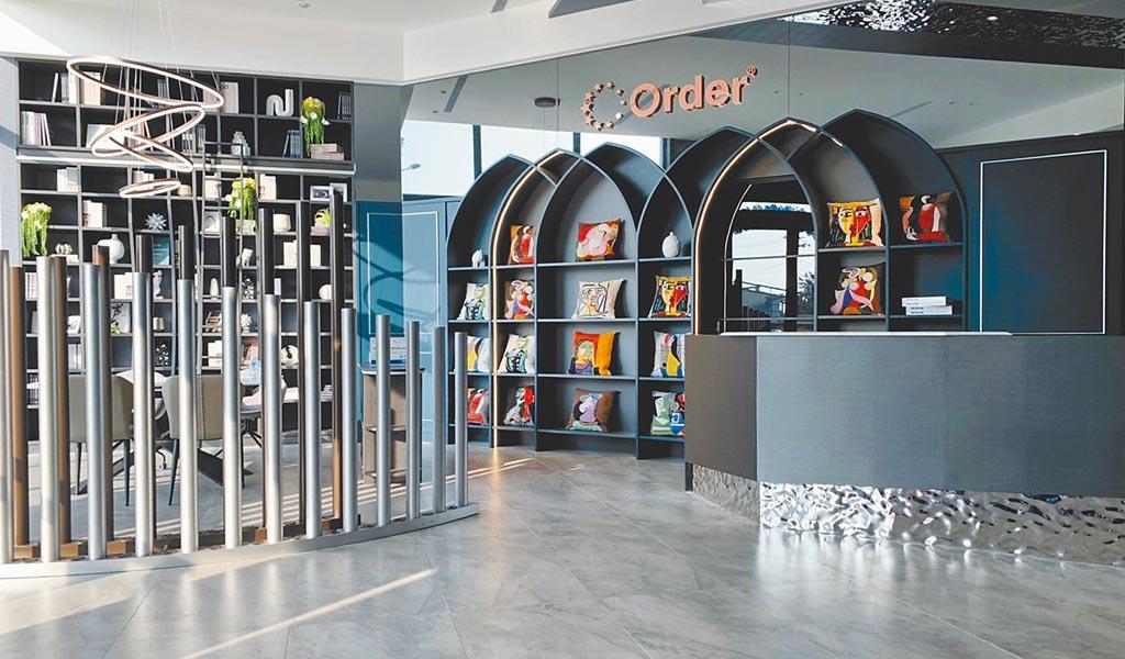 歐德台中南屯形象館打造全新規格家具生活館,實現消費者對家的嚮往。圖/業者提供