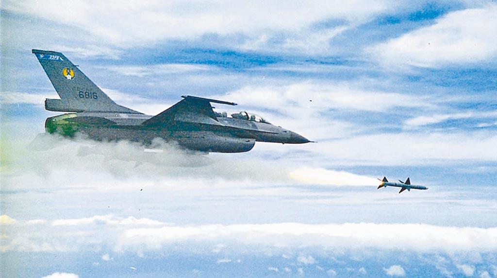 F-16是全球服役數量最多的戰機。(本報系資料照片)