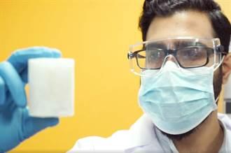 新加坡科學家發明「人造可燃冰」可把天然氣轉化為固體