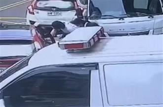 歹徒袭警劫囚 竹北警方医院「丢人」紧急追捕通缉犯
