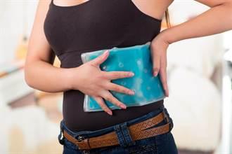 腰痠背痛應冰敷還是熱敷? 專科醫師揭正確時機